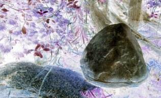 työmatkan kivikoissa vastaväreissä