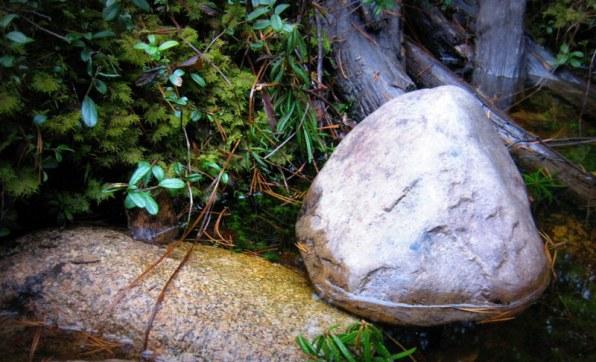 työmatkan kivikoissa