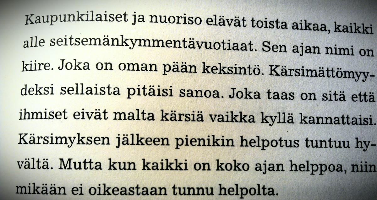 Mielensäpahoittaja_Tuomas Kyrö
