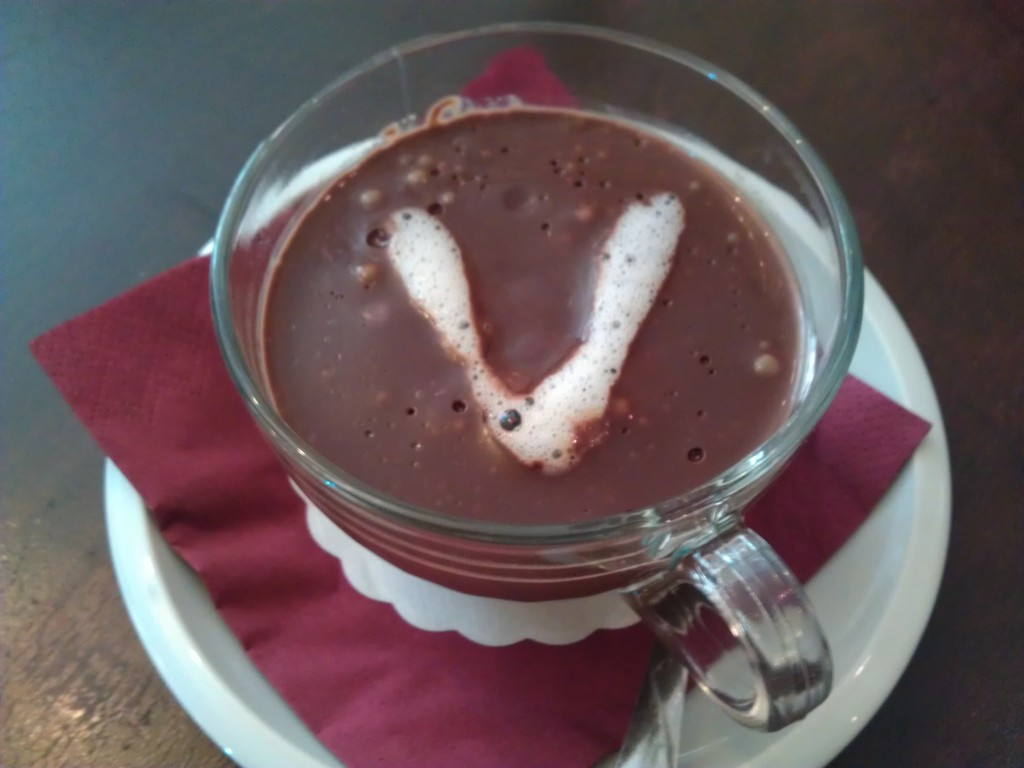 vielä vahvempi chokolade