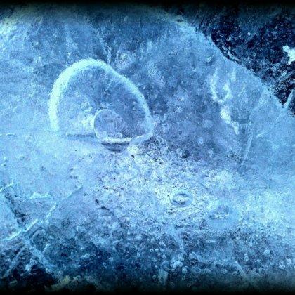 ilmaa jäässä