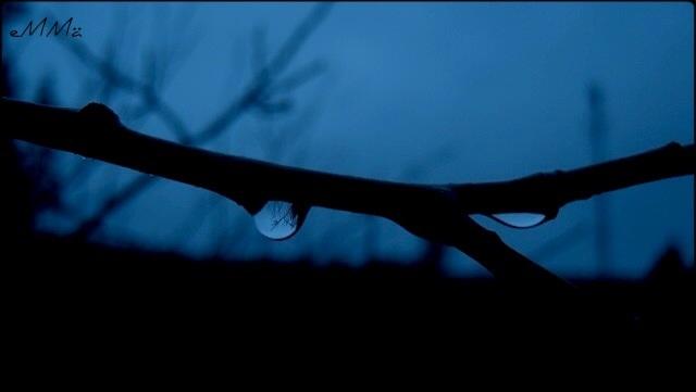 Marrakuisen sadepäivän hämärää
